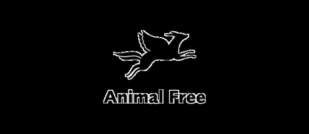 animal free logo