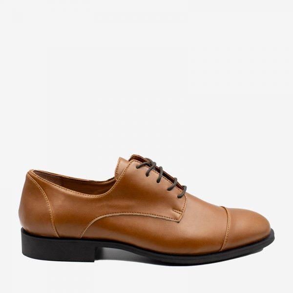 scarpa marrone classica